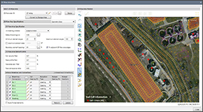 """The Army Corps of Engineers HEC-RAS software generates 2D meshes that contain elements that are marked """"bad"""" and require manually fixing by the user. GeoHECRAS will automatically detect and fix these bad elements without requiring any interaction by the user."""